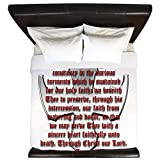 CafePress - St George Shield - King Duvet Cover, Printed Comforter Cover, Unique Bedding, Microfiber