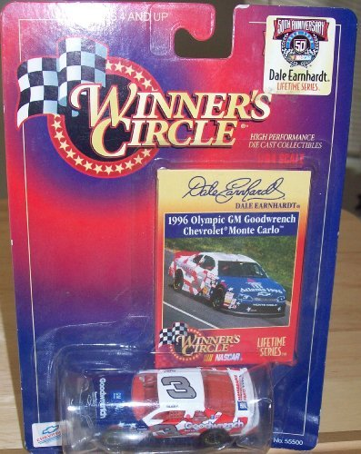 NASCAR WINNER'S CIRCLE DALE EARNHARDT by Dale Earnhardt for sale  Delivered anywhere in USA