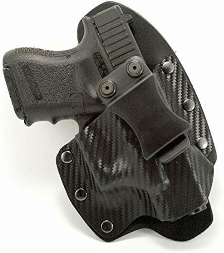 Holsters, Belts & Pouches Fits Glock 36 Iwb Dual Spring Clip Leather Holster Right Handed Black 2019 Official Holsters