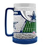 NFL Dallas Cowboys 16oz Crystal Freezer Mug