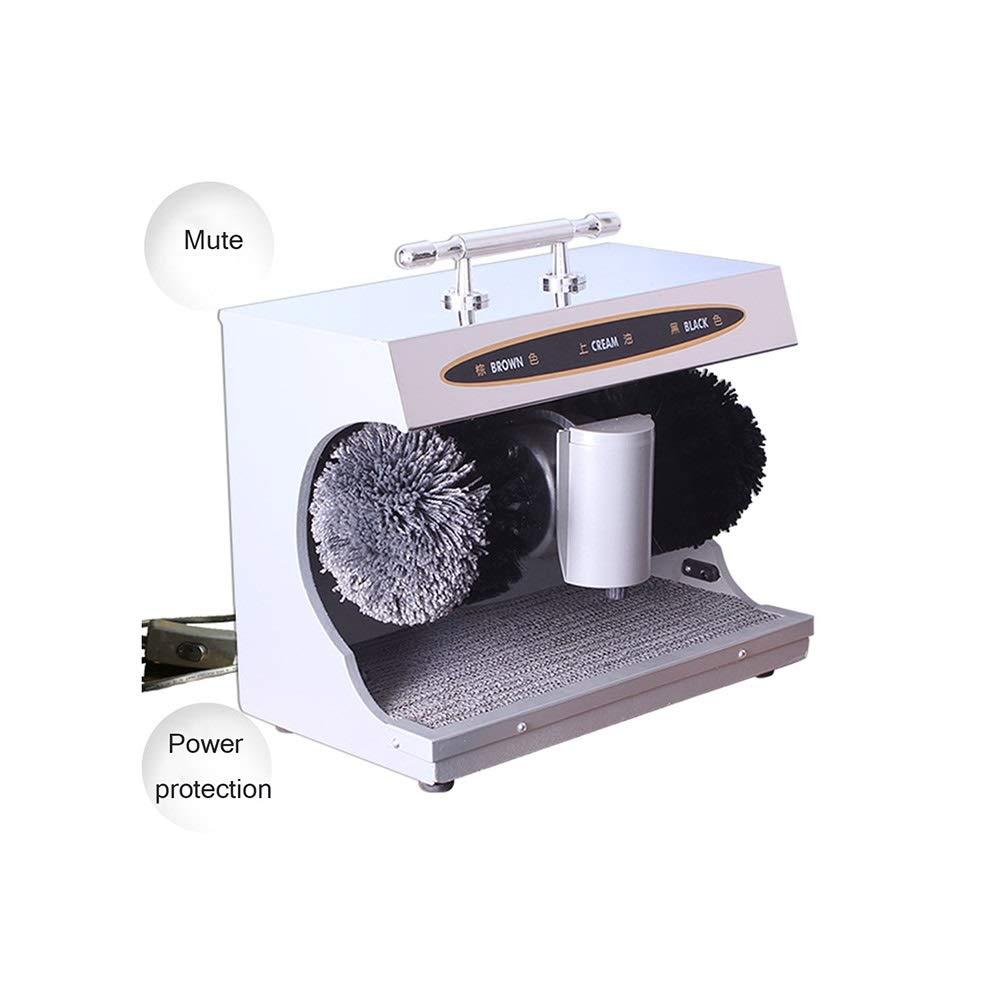【正規品】 QFFL (色 靴磨き機、自動センサーセンサー靴磨き機靴磨きおよび増白機付きスイッチ(オプション3色) クリーニングブラシ (色 : B) B) B B B07PN35G6R, 紗那郡:5112578b --- a0267596.xsph.ru