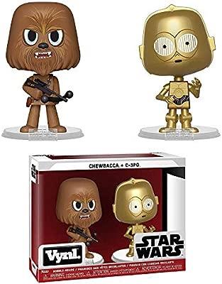 Star Wars: Chewbacca y C-3PO
