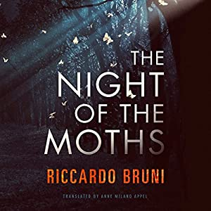 The Night of the Moths Hörbuch