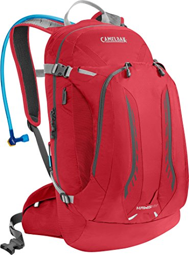(CamelBak 2016 H.A.W.G. NV Hydration Pack, Barbados Cherry/Graphite)