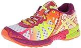 ASICS Women's Gel-Noosa Tri 9 Running Shoe,White/Flash Yellow/Plum,6 M US Review