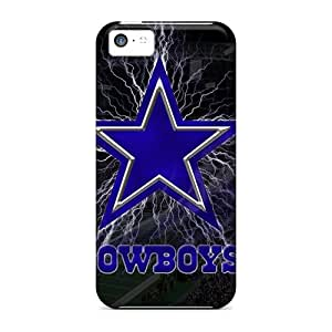 New Style Davilacase Hard Case Cover For Iphone 5c- Dallas Cowboys