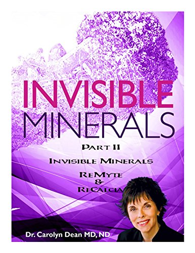 Invisible Minerals Part II - Multiple Minerals ReMyte & ReCalcia