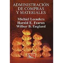 Amazon michiel leenders books administracion de compra y materiales fandeluxe Images