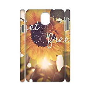 Be Free Custom 3D Cover Case for Samsung Galaxy Note 3 N9000,diy phone case ygtg581377