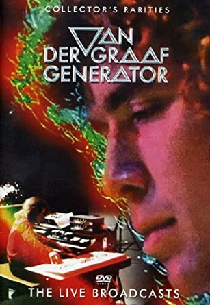 Van Der Graaf Generator The Book