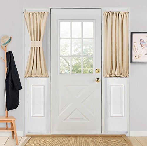 bathroom curtain panels - 8