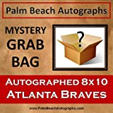 MYSTERY GRAB BAG - Atlanta Braves Autographed