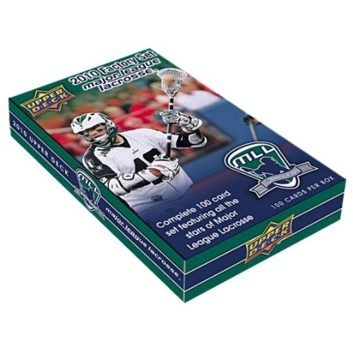 2010 Upper Deck Lacrosse