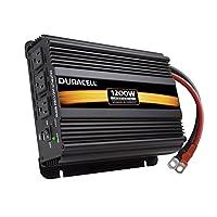 Deals on DURACELL DRINV1200 High-Power 1200Watt Power Inverter