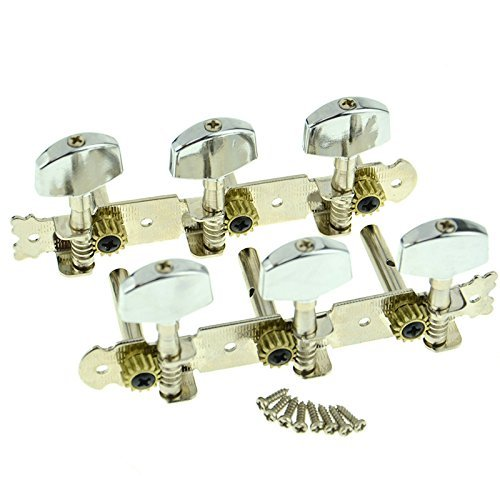 3R/3L Guitar Tuning Pegs Keys Machine Heads For Acoustic Folk Classical Guitar