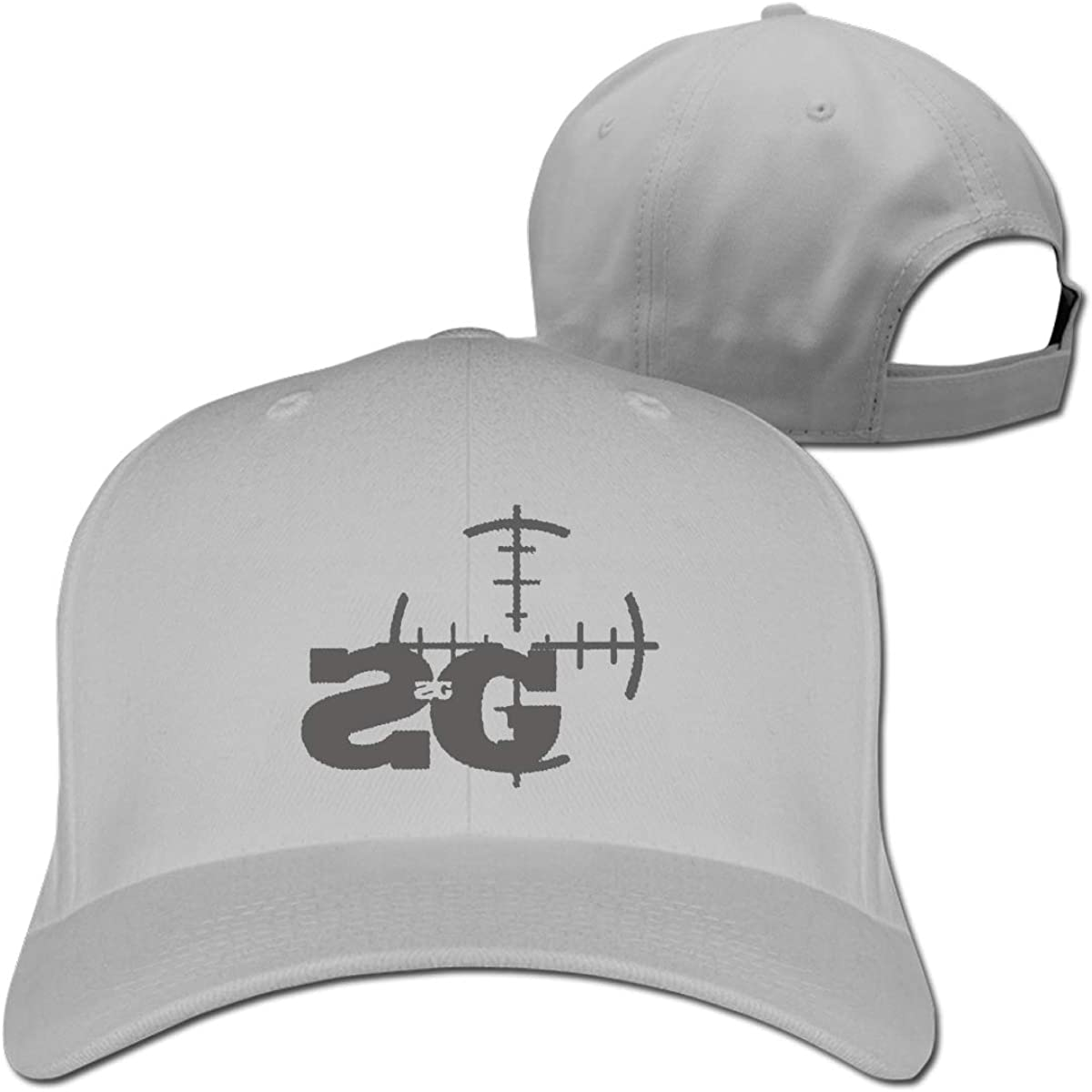 Sniper Gang 2G Fashion Adjustable Cotton Baseball Caps Trucker Driver Hat Outdoor Cap Gray