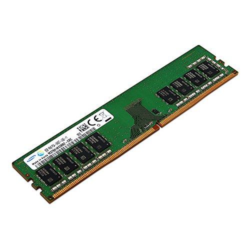 Lenovo 4X70K09921 DDR4 SDRAM, 8 GB, DIMM 288-pin Internal Memory