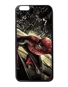 Amazing Spider-Man Hero Movie Durable Unique Design Hard Back Case Cover For iPhone 6 Plus - 5.5