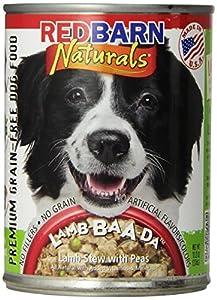 85%OFF REDBARN PET PRODUCTS 416362 12-Pack Lamb-Baa-Daa Canned Dog Food, 13.2-Ounce by Redbarn Pet Products