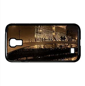 Moscow At Night Watercolor style Cover Samsung Galaxy S4 I9500 Case (Russia Watercolor style Cover Samsung Galaxy S4 I9500 Case) by icecream design