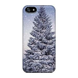 Xhz10562bNcO Big Christmas Tree Snow Awesome High Quality Iphone 5/5s Case Skin