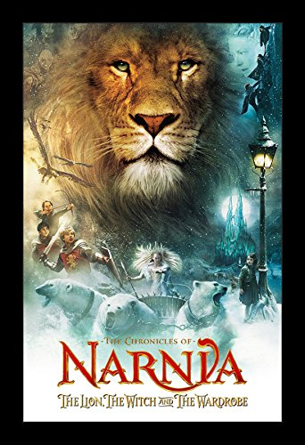 Wallspace The Chronicles of Narnia The Lion, The Witch and The Wardrobe - 11x17 Framed Movie Poster