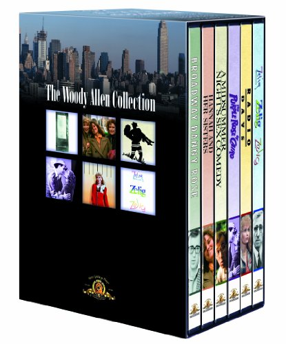 The Woody Allen Collection (Hannah and Her Sisters / The Purple Rose of Cairo / Broadway Danny Rose / Zelig / A Midsummer Night's Sex Comedy / Radio Days)