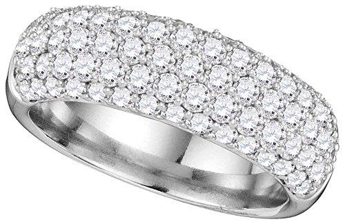 1 5/8 Total Carat Weight DIAMOND FASHION BAND by Jawa Fashion