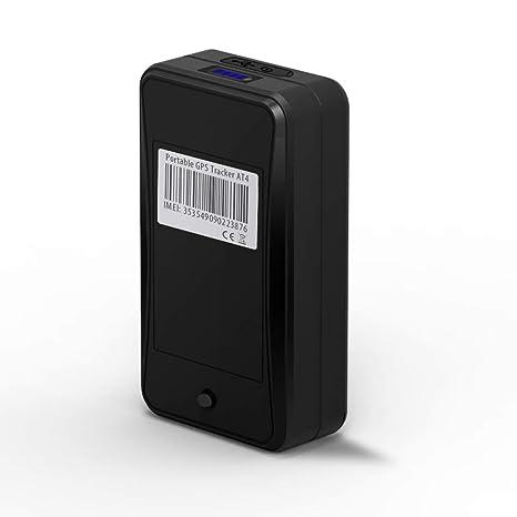 Localizador GPS Magnético 10,000mAh, Lncoon GPS Tracker ...