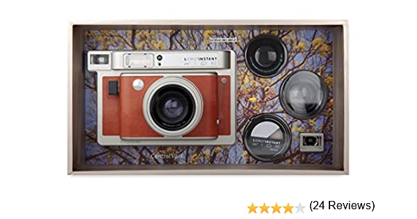 Lomography LomoInstant Wide Combo Central Park: Amazon.es ...