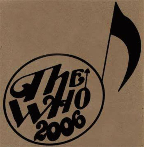 CD : The Who - Live: Nyon FR 07/ 20/ 06 (Digipack Packaging, 2 Disc)