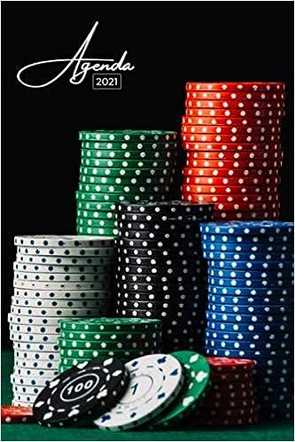 Agenda 2021: Poker | Janvier à Décembre 2021 | Agenda annuel