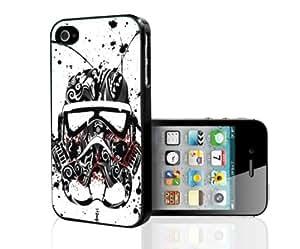 Aztec Darth Vader Star Wars Hard Snap on Phone Case (iPhone 4/4s)