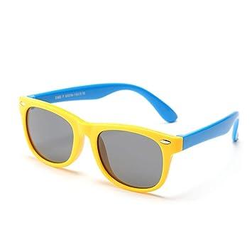 YHDD Gafas de Sol para niños Gafas de Sol para bebés Chicos ...