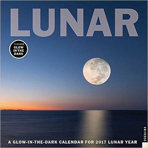 Lunar 2017 Square Wall Calendar
