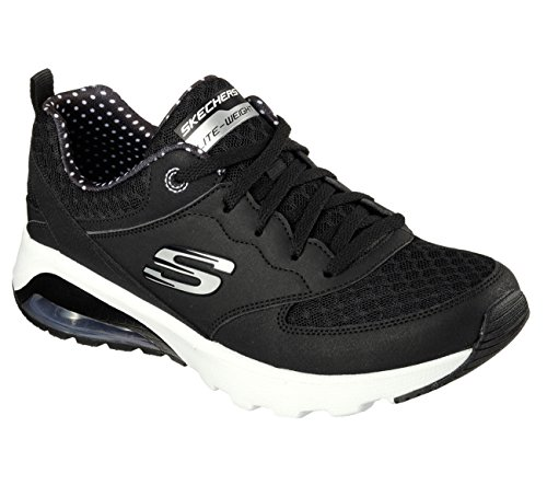 Skechers SKECH AIR EXTREME Women's Trainers Sneaker Air Cooled Memory Foam BKW
