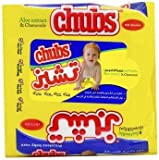Chubs Baby Wipes Flow Pack 20`S Aloe & Chamomile, Piece of 20