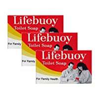 Lifebuoy Soap 3 Pack 2.99ozeach soap set by Lifebuoy brought to you by Lifebuoy