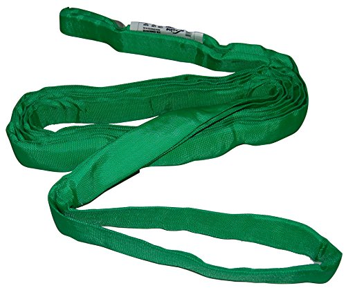 - S-Line 20-ENR2X12 Lifting Sling, 2-Inch by 12-Foot, Endless Round Sling, Green