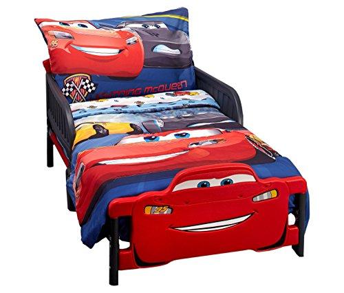 Cars Toddler Bed Set - 4