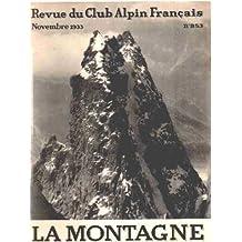 Club alpin français -la montagne n° 253