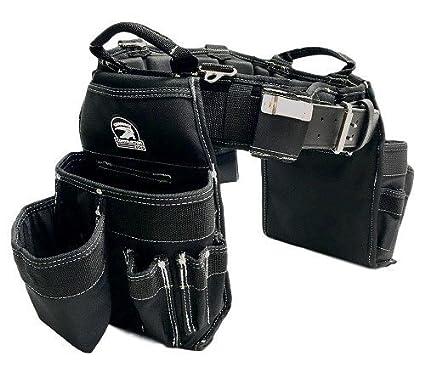 """tradegear 3xl 50-55"""" carpenter's combo belt & bag - strong & durable ..."""