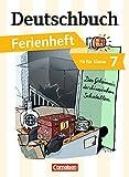 Deutschbuch Gymnasium - Ferienhefte: Deutschbuch Vorbereitung Klasse 7 Gymnasium. Das Mysterium der chinesischen Schatullen: Ferienheft