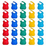 Toppy Toddler Wholesale Baby Bibs in Bulk 25-pack