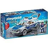 Playmobil City Action 6873 Voiture de Police