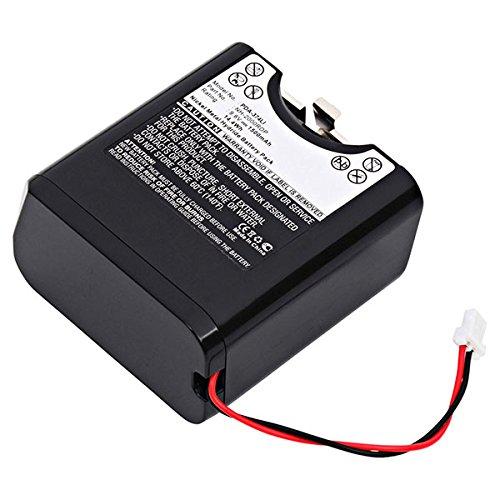 Wireless Speaker Dantona PDA-374LI Nickel Metal Hydride (NIMH) Battery 9.6 Volts