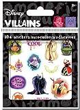 Sandylion Disney Villains Hall Bitty Bits Stickers