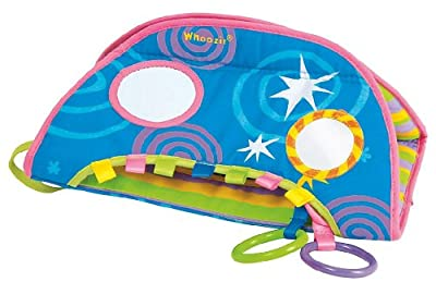 Manhattan Toy Whoozit Travel Activity Center Play Mat by Manhattan Toy