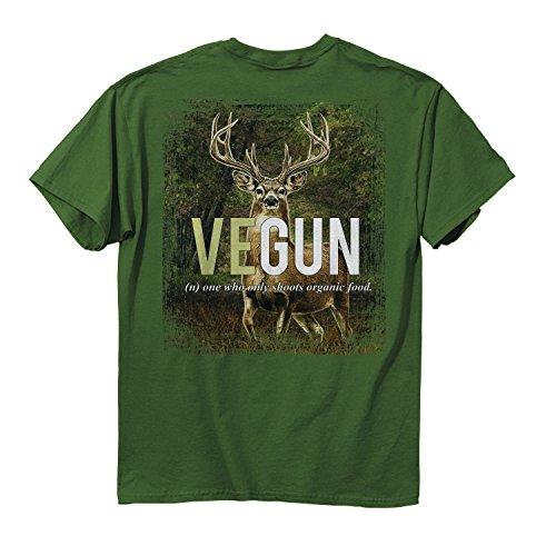 Buck Wear Men's Vegun T-Shirt