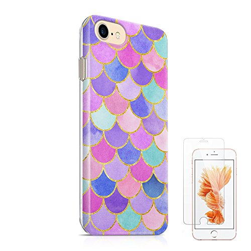Mermaid uCOLOR Protective Tempered Protector